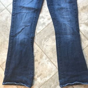 G-unit Clothing Co Jeans - G UNIT Mid Rise Flared Jeans
